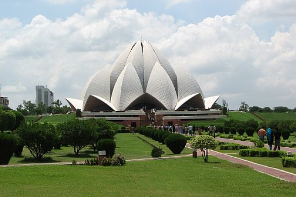 lotus temple in delhi taxi service